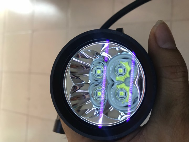 Đèn led l4x fake 1