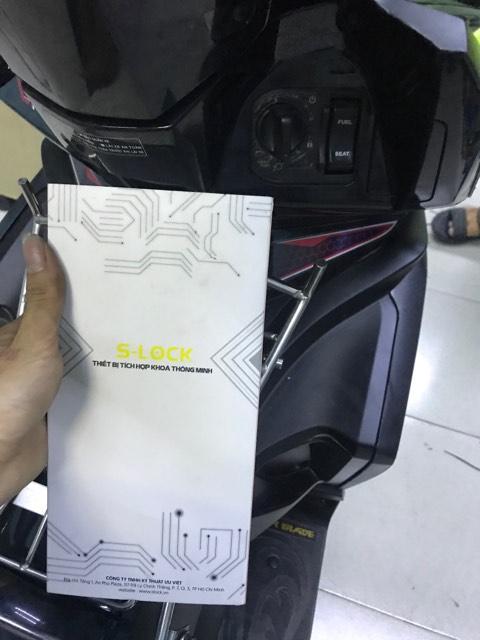 Nâng Cấp Chống Cướp Slock Cho Khóa Smartkey Honda