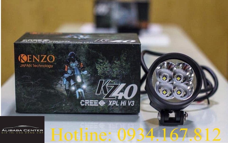 Đèn Led Kenzo KZ40 Chính Hãng