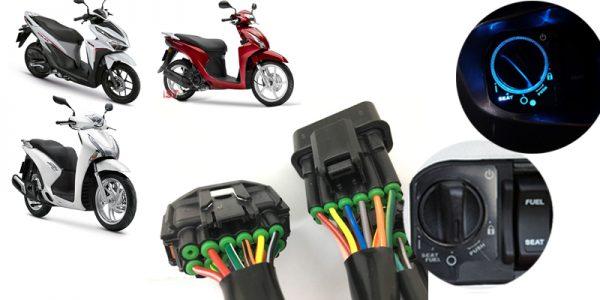 Bộ Khoá Chống Cướp Smartkey Cho xe Honda Vario 150