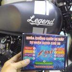 Khoá Chống Trộm Xe GPX Legend 200