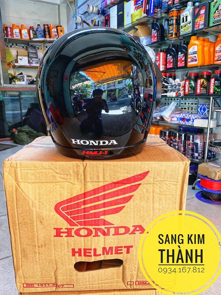 Nón Bảo Hiểm 3/4 Honda Chính Hãng Nhập Khẩu Từ Indonesia