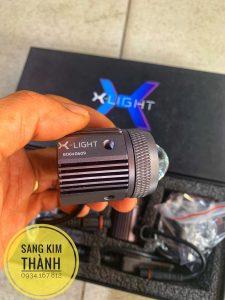 Đèn Trợ Sáng Bi Led Mini X-Light M10 Chính Hãng