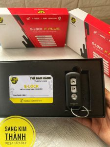 Khoá Chống Trộm Xe Máy Slock Plus