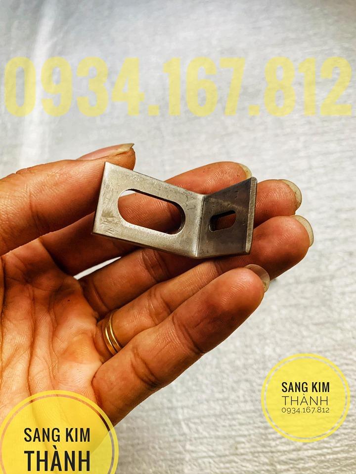 Pad đèn trợ sáng bi cầu mini innox 304